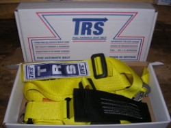 TRS 3 point harness.